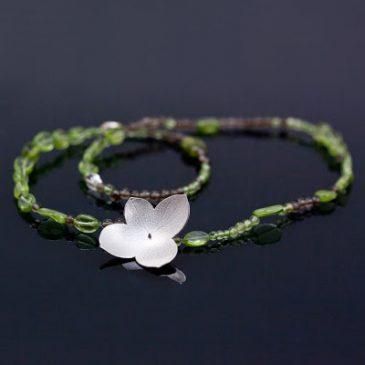 Beställningar som inspirerar till nya smycken. Orders that inspire new jewelry.