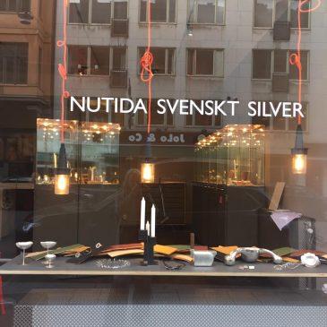 Nutida Svenskt Silver öppnar på Västmanagatan 49